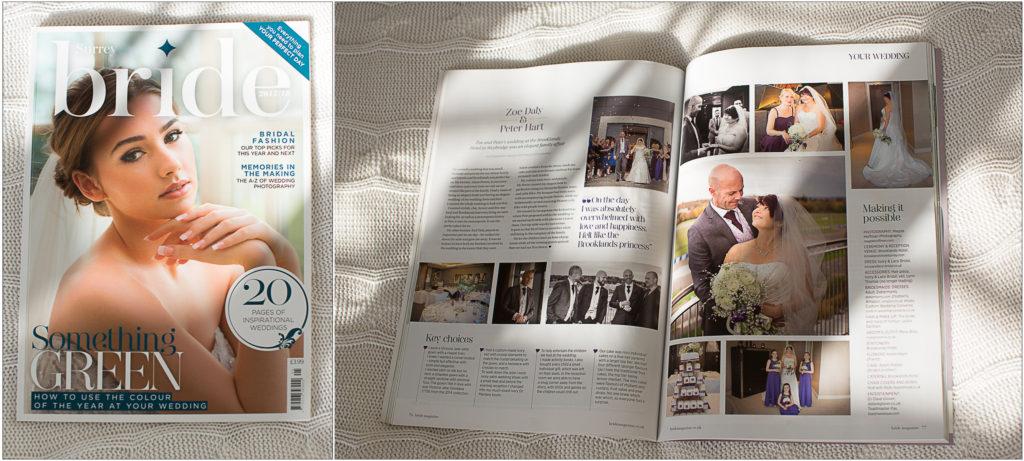 surrey bride magazine magda hoffman photography