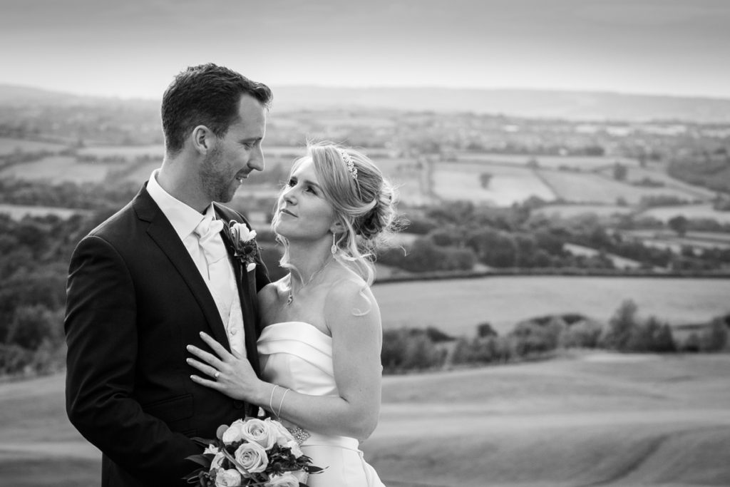 wedding photography tracy park hotel bath