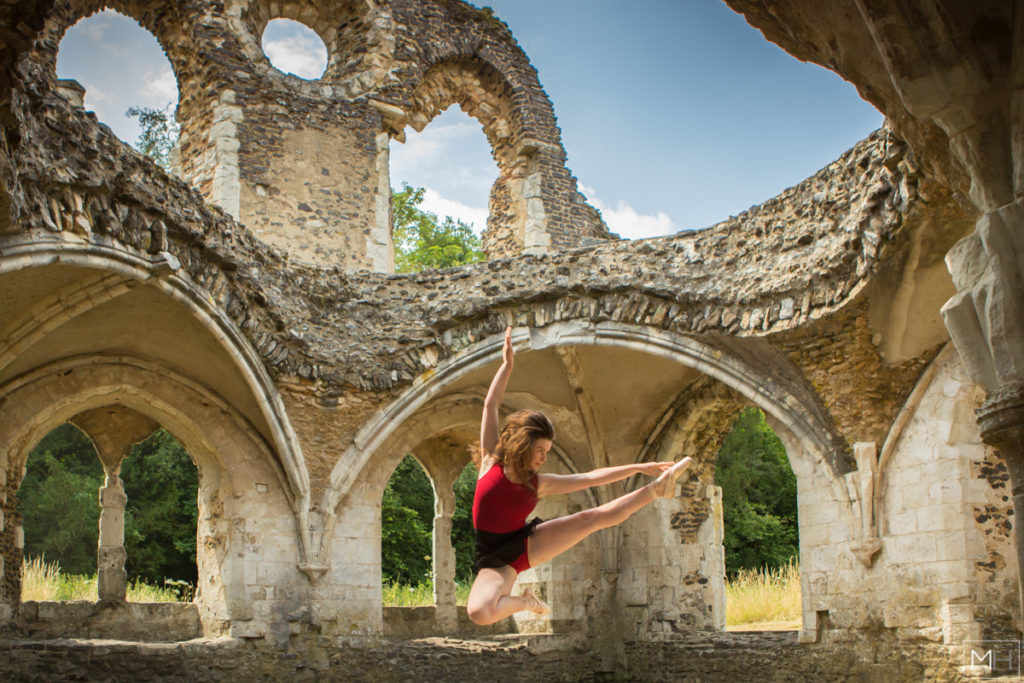 surrey dance photographer waverley abbey farnham