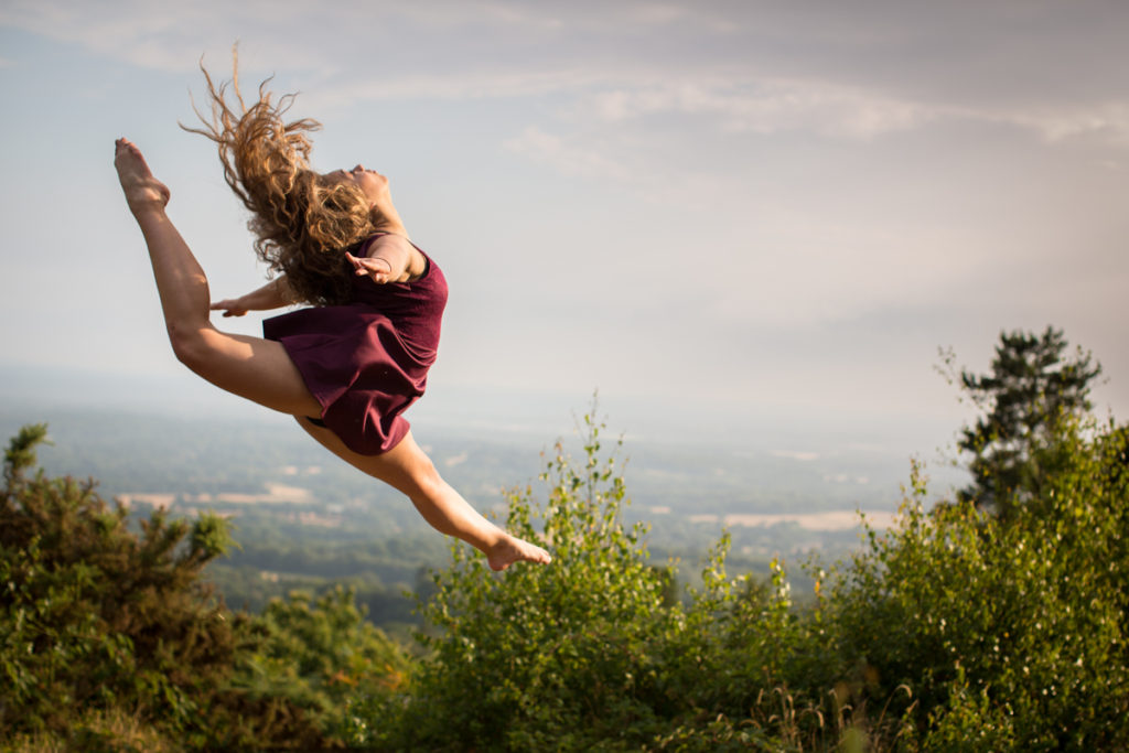 surrey dance photographer leith hill tower 002