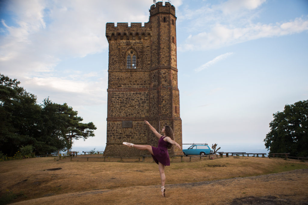 surrey dance photographer leith hill tower 007