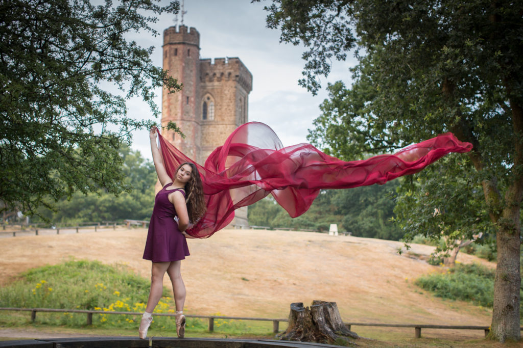 surrey dance photographer leith hill tower 012