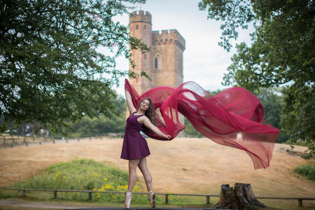 surrey dance photographer leith hill tower 013