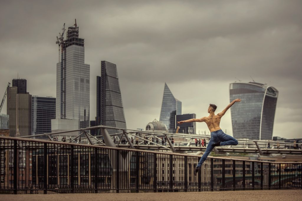 london ballet photographer