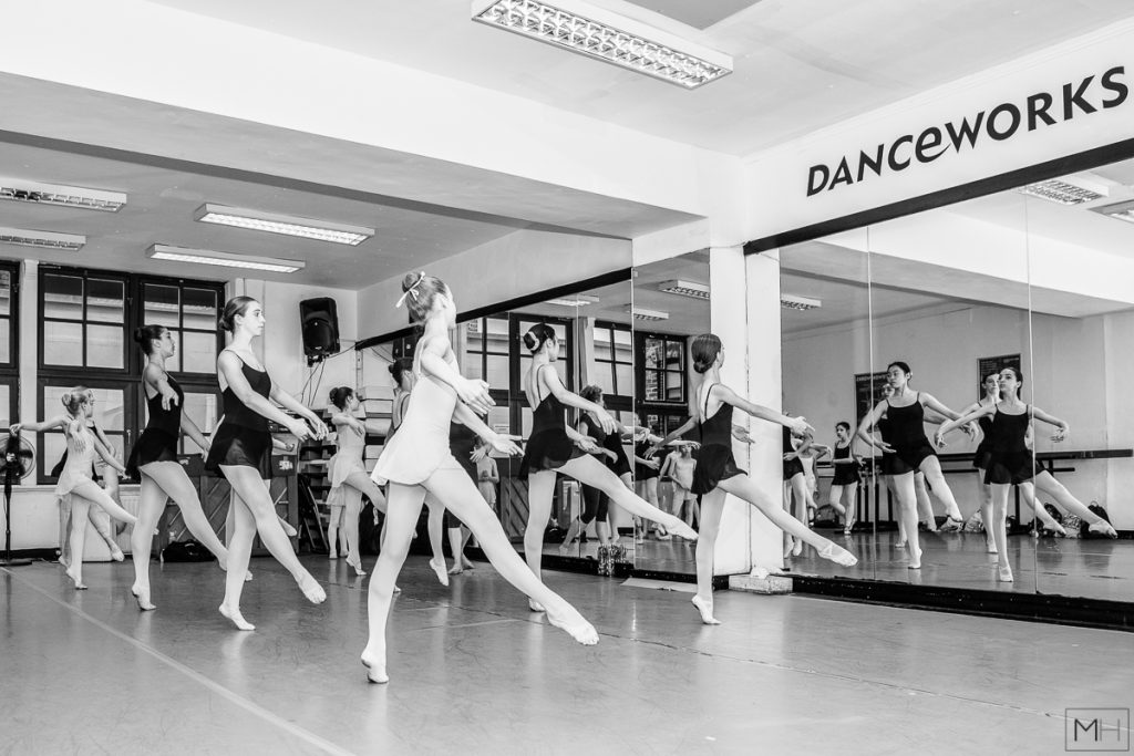 danceworks academy london