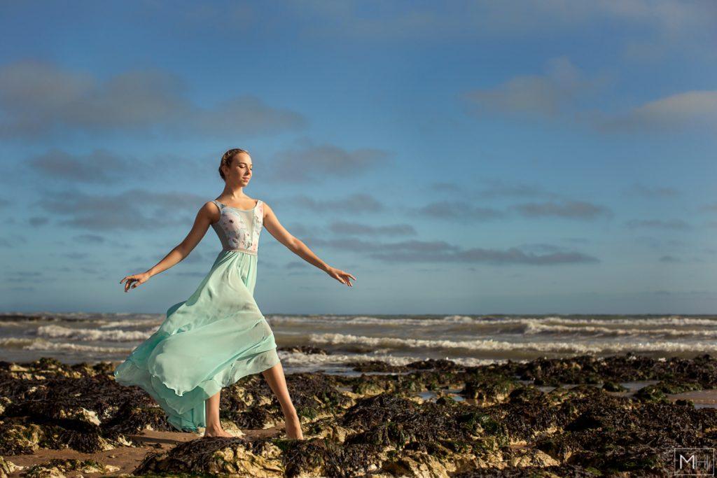 ballerina ballet photoshoot