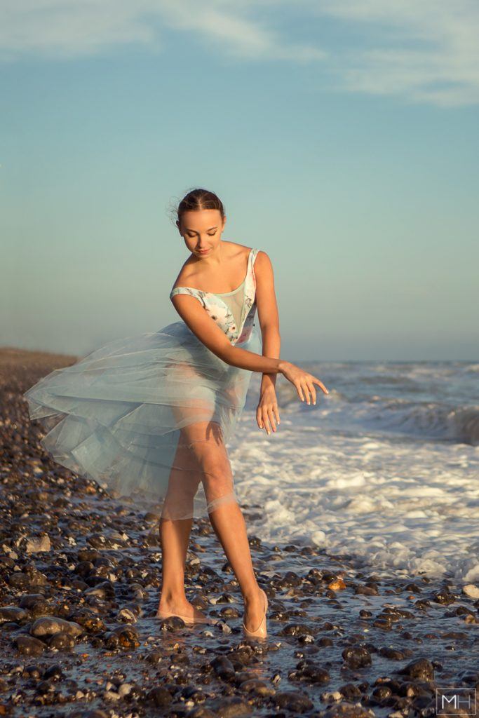 ballet photoshoot image