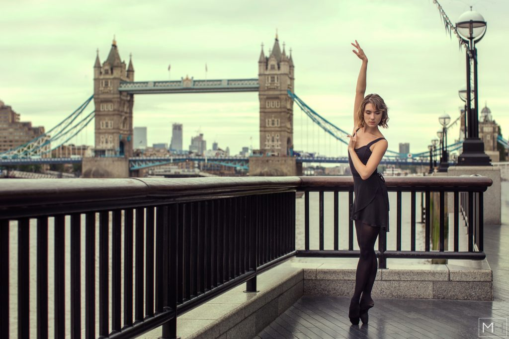 ballerina in london