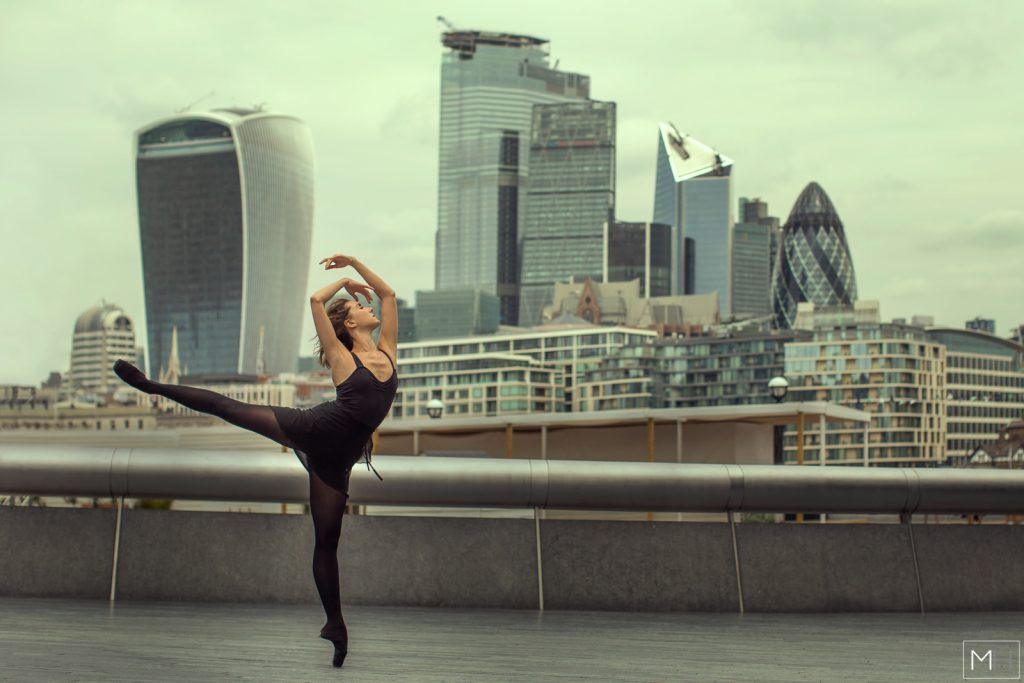 photoshoot ballet london