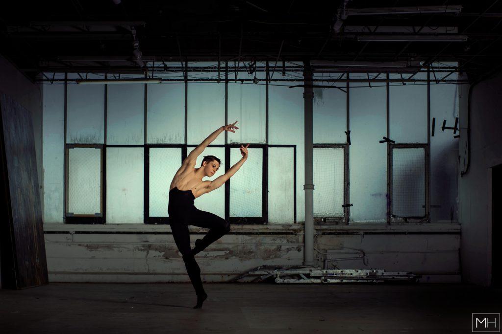 ballet photoshoot london