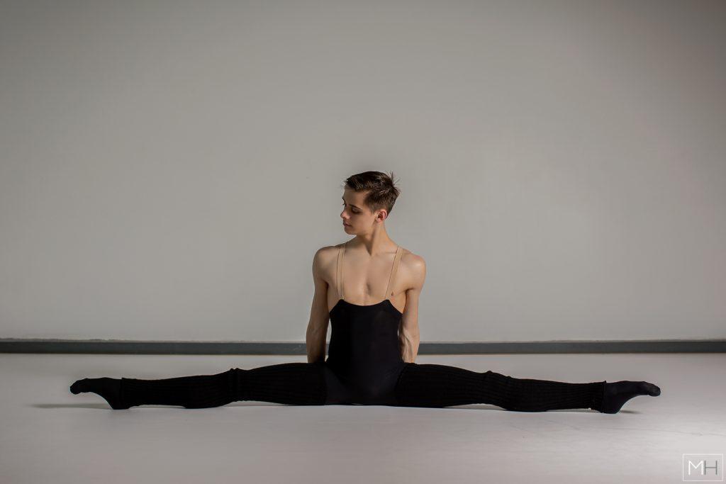 ballet split