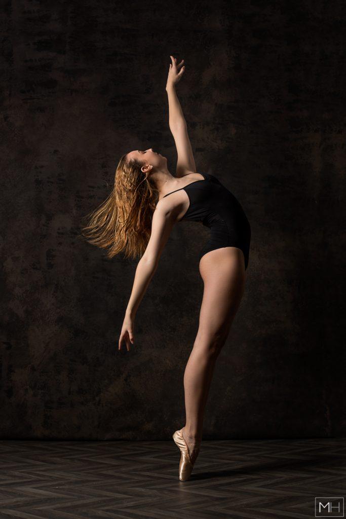 studio ballet photographer