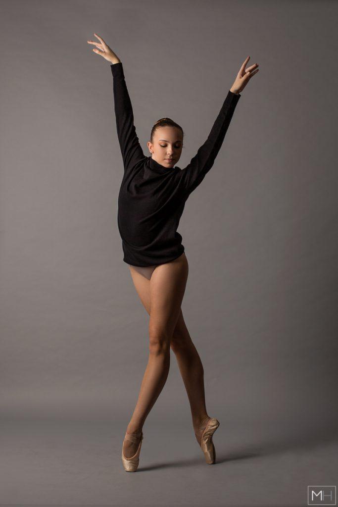studio dance shoot
